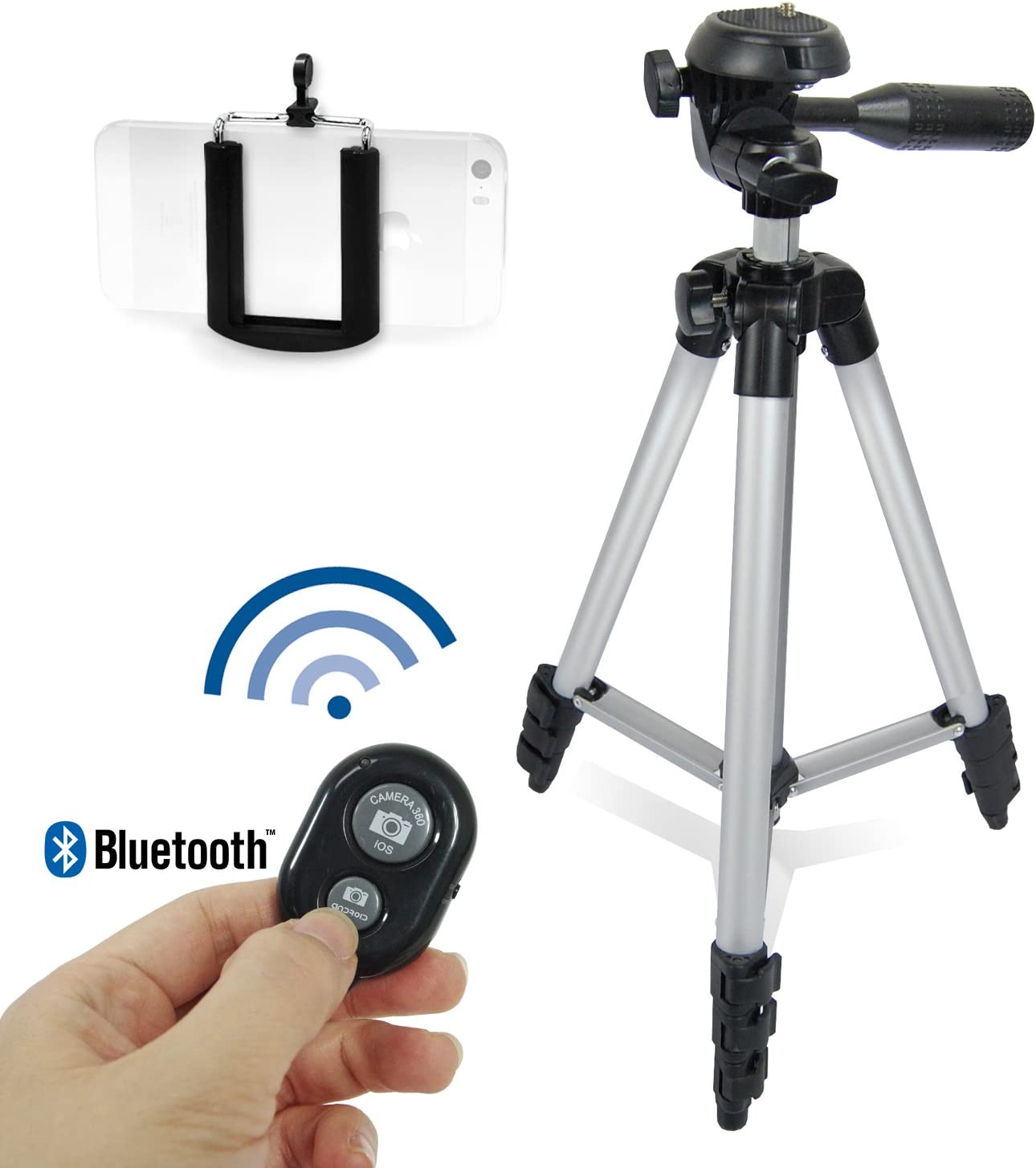 LS Photography 41-Inch Portable OFFicial shop Photo Stand Cameras for Elegant Tripod w