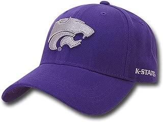 University of Kansas State K-State Wildcats Adjustable Baseball Ball Cap Hat