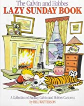 Calvin & Hobbes. Lazy Sunday Book: by Bill Watterson