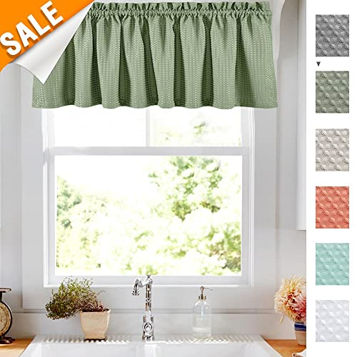 Kitchen Cafe Curtains and Valances: Amazon.com