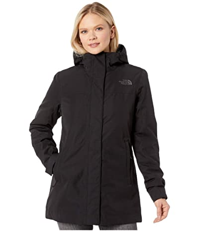The North Face Menlo Insulated Parka (TNF Black) Women