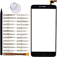 Goodyitou Touch Screen Glass Digitizer Replacement for ZTE Blade X Max Z983(Black)