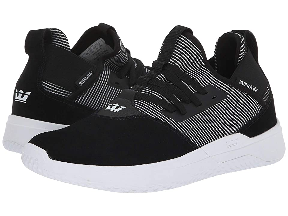 Supra Titanium (Black/White) Men