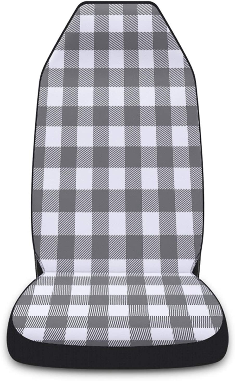 Cloud Dream Shipping included Home Car Seat Buffalo Covers Front Max 52% OFF Check Cover