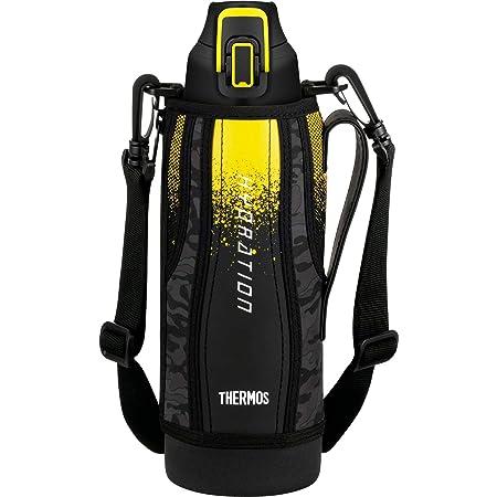 サーモス 水筒 真空断熱スポーツボトル ブラックカモフラージュ 1.0L FHT-1000F BK-C