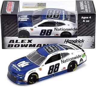 Lionel Racing Alex Bowman #88 Nationwide Insurance 2019 Chevrolet Camaro NASCAR Diecast 1:64 Scale
