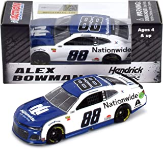 Lionel Racing Alex Bowman #88 Nationwide Insurance 2019 Chevrolet Camaro NASCAR Diecast 1: 64 Scale