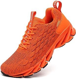 Men Sneakers Mesh Breathable Comfort Athletic Sport...