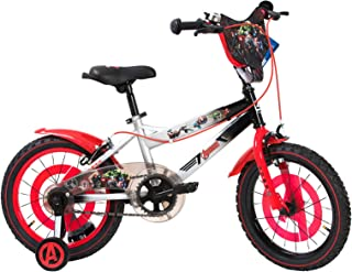 Spartan 16-Inch Marvel Avengers Premium Bicycle - MQ-AV-16P, Multi Color