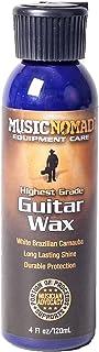 Music Nomad Premium Guitar Wax - Highest Grade White Brazilian Carnauba - 4 fl. oz. (MN102)