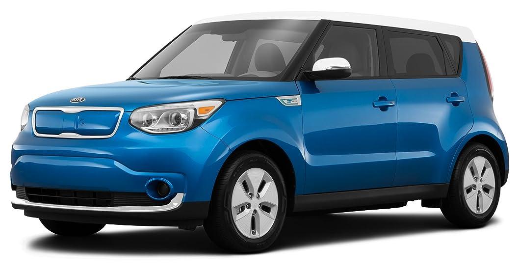Amazon 2015 Kia Soul Ev Reviews Images And Specs Vehicles