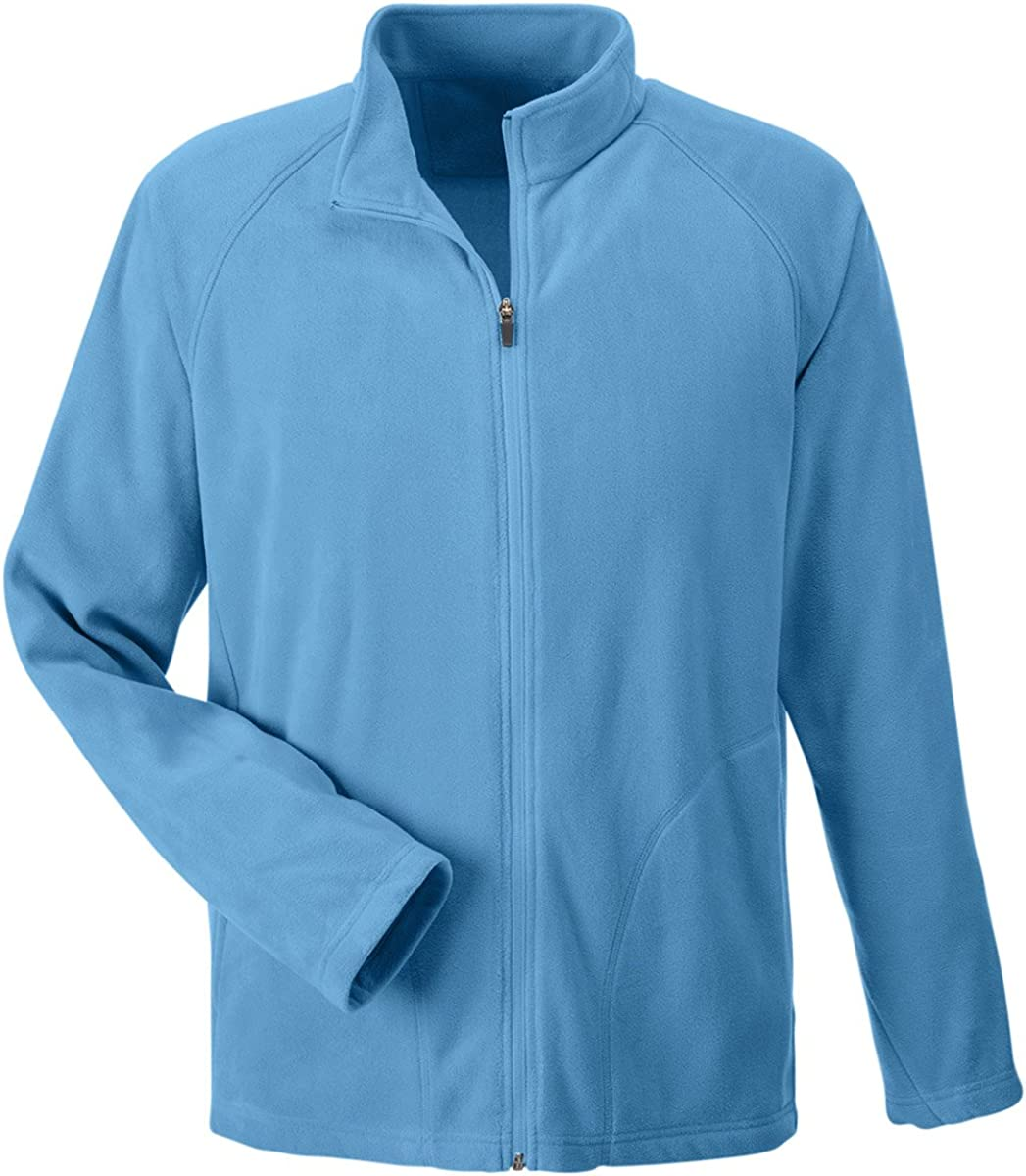 TEAM 365 Men's Omaha Mall Jacket Directly managed store Microfleece Campus