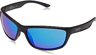 SMITH - Journey Z0 003 63 Gafas de sol, Negro (Matt Black/Bl Blue), Unisex Adulto
