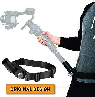 Kamerar MogoCrane Belt Kit, Weight Support for Single Handed Gimbal Stabilizer, DJI Ronin-S, Zhiyun Crane 2, Crane Plus, Feiyun AK4000, AK2000, Moza Air 2, AirCross, Hold The Gimbal Easier and Longer