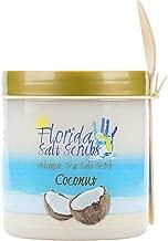Florida Salt Scrubs, 12.1 Ounce, Coconut