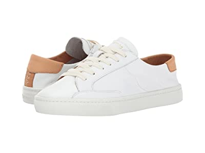 Soludos Ibiza Classic Lace-Up (White) Women