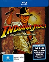 Indiana JOnes: The Complete Collection (Blu-ray)