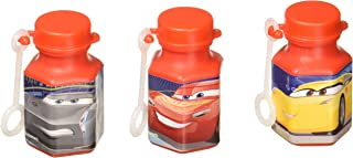 Cars 3 Mini Bubbles Favor