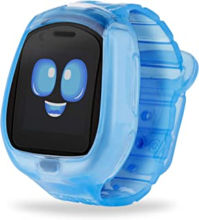 Little Tikes Tobi Robot Smartwatch for Kids with Cameras, Video, Games, and Activities – Blue