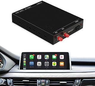 ISUDAR Moduł Wireless Carplay Box do systemu BMW/Mini NBT F01 F02 F03 F07 F10 F12 F20 F21 F22 F30 F32 E84 F25 F26 F15 F16 ...