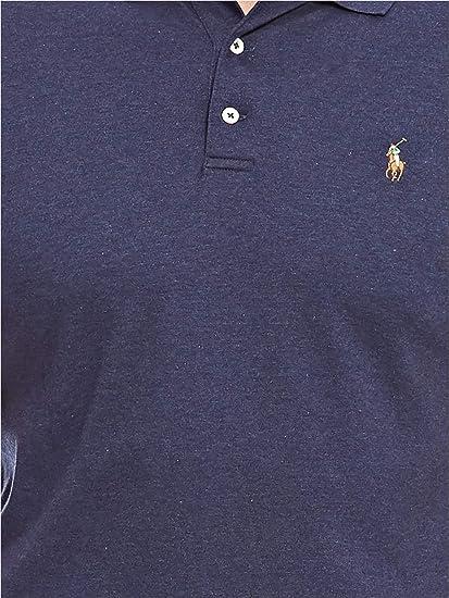 Ralph Lauren Polo Men's Custom Slim Fit Soft Touch Cotton Polo Shirt