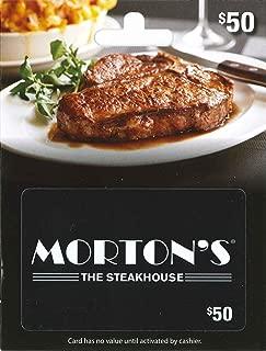 Morton's Gift Card