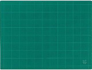 コクヨ カッターマット 3mm厚 グリーン 両面 方眼罫 450×600mm マ-43N