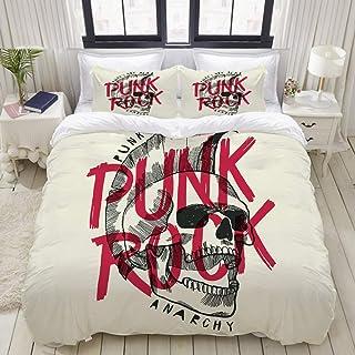 ZingZillas Rock Ensemble Housse de couette seul
