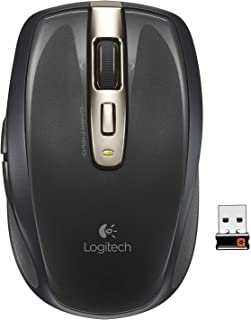 Logitech Wireless Mouse For PC & Laptop - Anywhere MX 910-002896