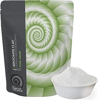 Food Grade Sodium Bentonite Clay - 3 LB Bentonite Montmorillonite Powder - Safe to Ingest for The Ultimate Internal Detox ...