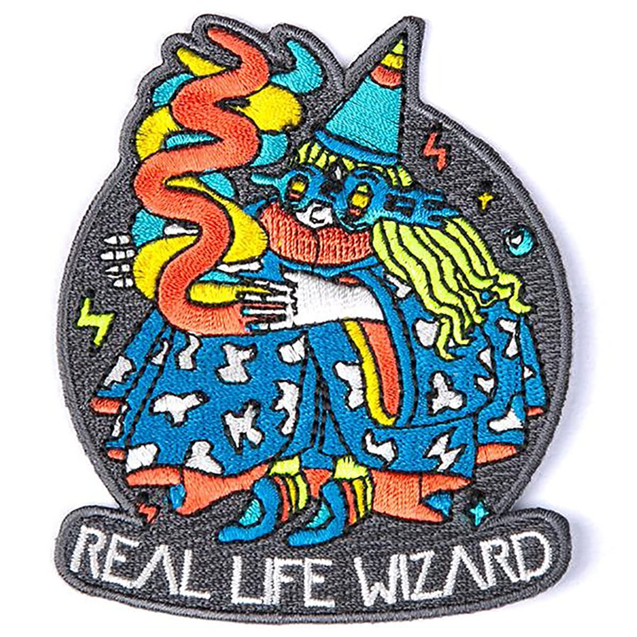 Mokuyobi Real Life Wizard Patch