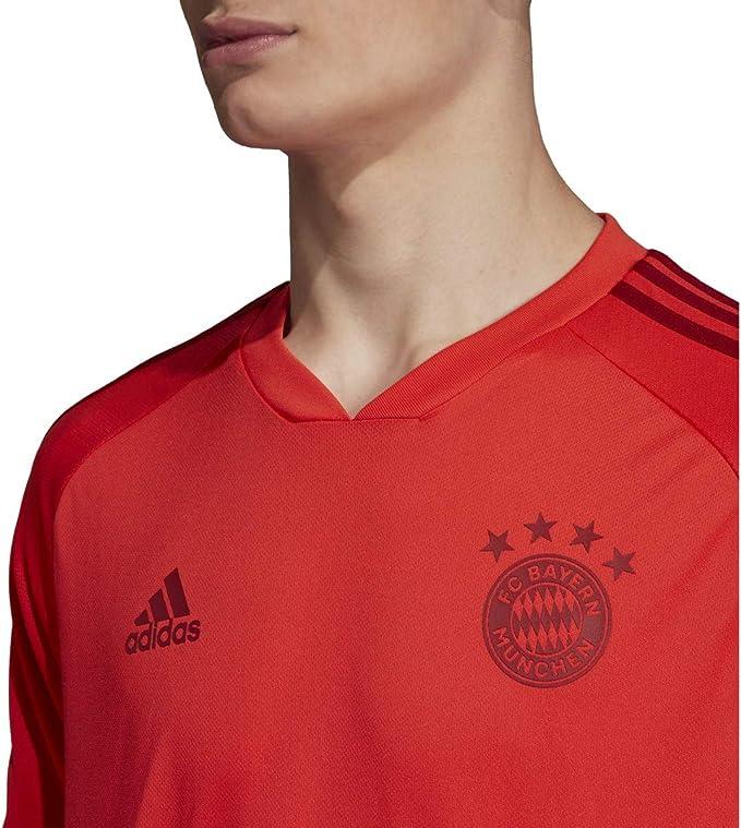 Amazon.com: adidas Men's Bayern Munich Training Jersey 2019-20 ...