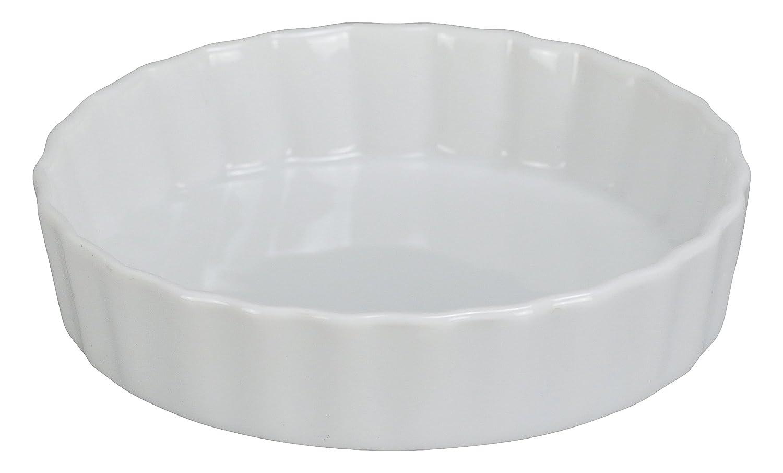 Yanco BK-605 Quiche Dish 5.5 oz 1