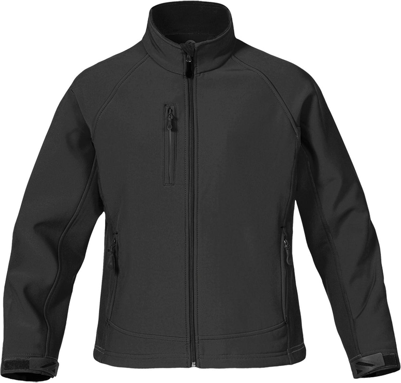 Stormtech Womens Crew Fleece Bonded 3Layer Thermal Jacket CXJ2WBLACK BLACKS