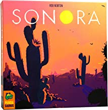 Pandasaurus Games Sonora - Unique Family-Friendly Board Games, for Adults, Teens & Kids (2-4 Players)