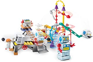 Rube Goldberg - The Robot Factory Challenge - Interactive S.T.E.M Learning Kit