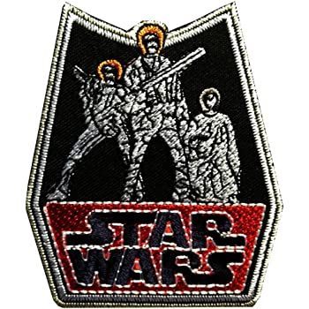 Star Wars Patch 7,5 x 9 cm - Parche Parches Termoadhesivos ...