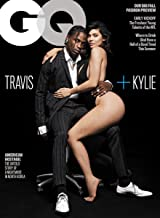 GQ Magazine (August 2018) Kylie Jenner and Travis Scott Cover