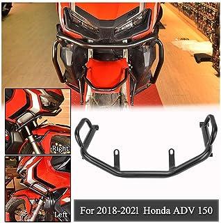 FATExpress Motorcycle Steel Upper Crash Bar Crashbar Cover Protector Frame Falling Engine Guard Protection Bumper for 2018...