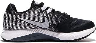 Women's Zoom Span 2 Black/Metallic/Silver Running Shoe 9 Women US