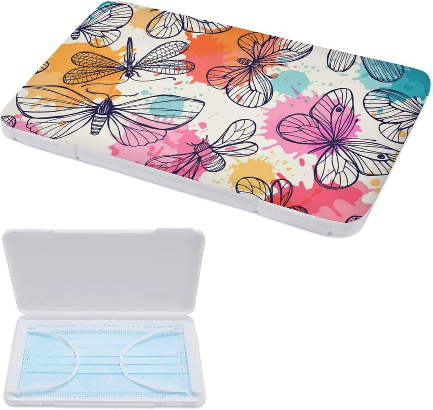 Face Mask Storage Box-Various Pattern Box Very popular Sales for sale Sto Dust Cover