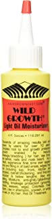 Wild Growth Light Oil Moisturizer