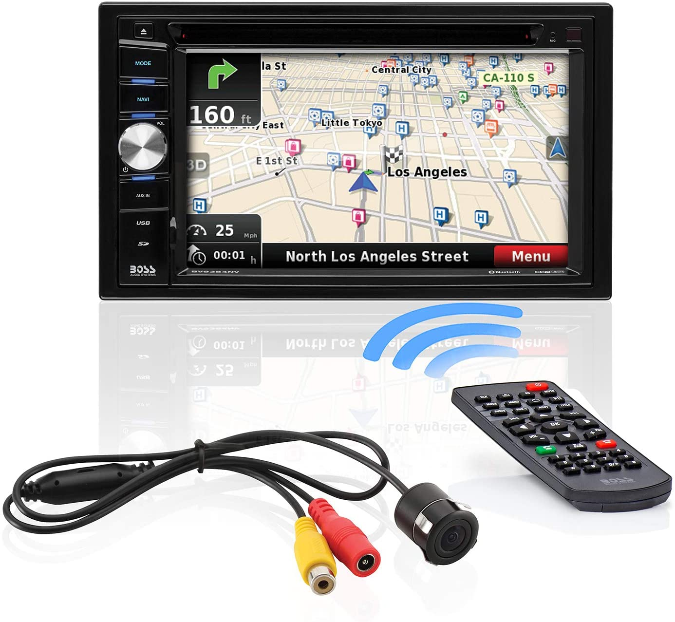 BOSS Audio Spring new work Systems BVNV9384RC Car Player DVD Navigation GPS and Max 70% OFF