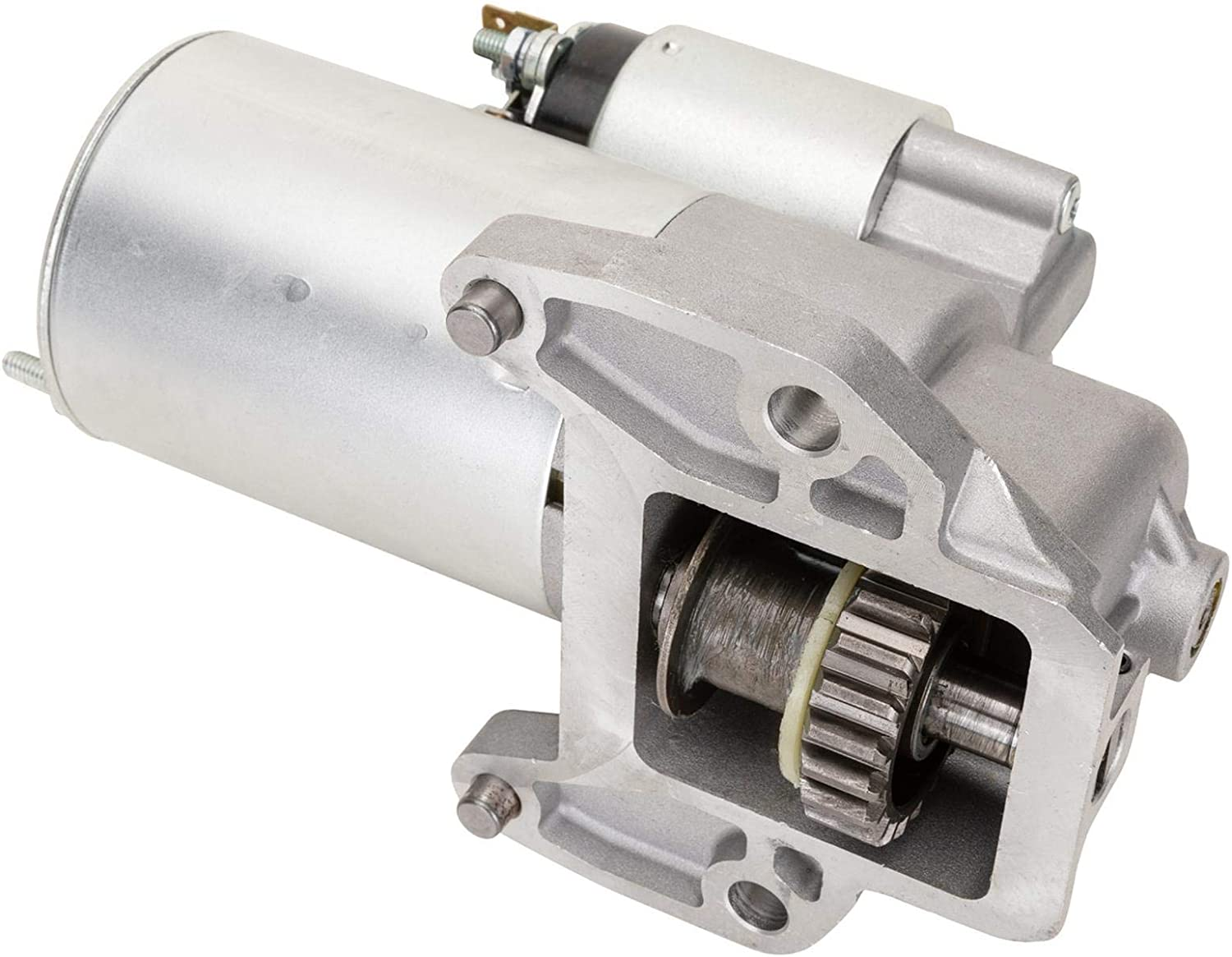 IINAWO 1pc Starter Motor Max 61% OFF Compatible Topics on TV 2.5L 002.5L with 3.0L