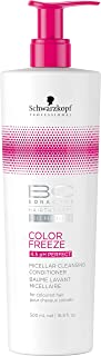 BC BONACURE Color Freeze 4.5 pH PERFECT Micellar Cleansing Conditioner, 16.9-Ounce