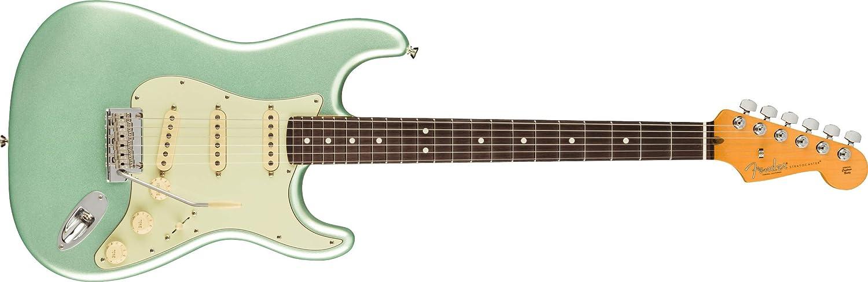Fender American Professional II Stratocaster RW MYST SFG · Guitarra eléctrica