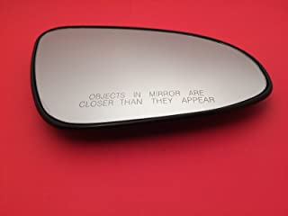 K Source Fits 14-17 Corolla Right Passenger Convex Mirror Glass Lens w/Rear Holder
