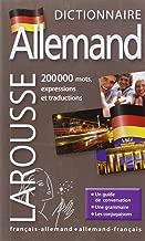 Dictionnaire Larousse Poche Allemand / Francais / Allemand (German Edition)