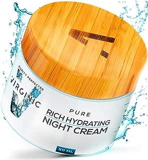 Night Face Cream For Wrinkle Deep Moisturizer Anti Aging Eye Serum Facial Hydrating Oil Body Age Men Eyes La Fragrance of Sensitive Dry Oily Skin Spf Creams Gel Pm Lotion Moisturizing Retinol Products