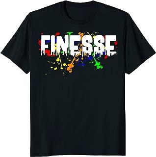 Urban Hip Hop Finesse T Shirt Men Women Tee